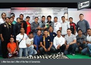 L-Men fans di BTV 2010
